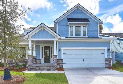 Mount Pleasant Single Family Home For Sale: 1261 Gannett Road