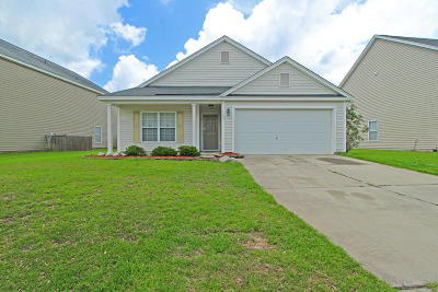 Summerville Single Family Home For Sale: 1407 Dabbling Duck Drive