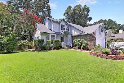 North Charleston Single Family Home For Sale: 8159 Sherbrooke Lane