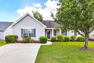 Charleston Single Family Home Contingent: 322 Truluck Dr