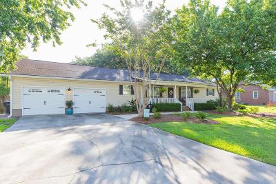 Charleston Single Family Home For Sale: 904 Trent Street