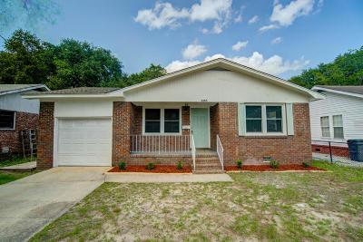 North Charleston Single Family Home For Sale: 3868 Walnut Street