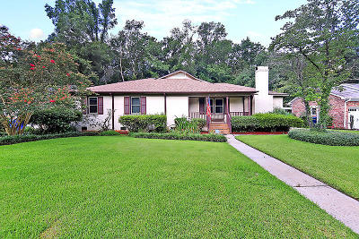 Charleston Single Family Home For Sale: 1945 Teakwood Road
