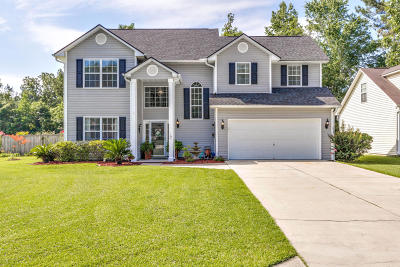 Goose Creek Single Family Home For Sale: 101 Chatfield Circle