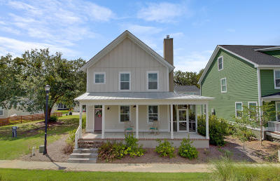 North Charleston Single Family Home Contingent: 5142 Celtic Drive