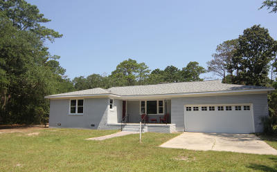 Edisto Island Single Family Home For Sale: 2496 Laurel Hill Road