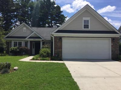 Charleston Single Family Home For Sale: 523 Ivy Circle