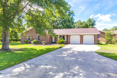 Goose Creek Single Family Home For Sale: 416 Surfside Drive