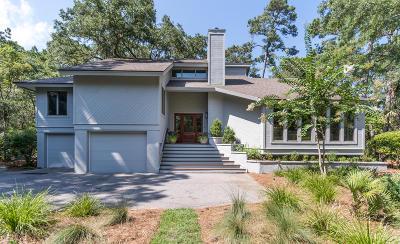 Kiawah Island Single Family Home For Sale: 283 Woodcock Court