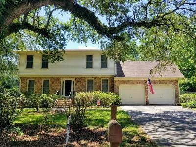 Charleston Single Family Home For Sale: 1791 Gunclub Road