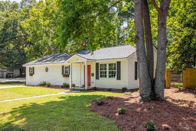 Charleston Single Family Home For Sale: 17 Anita Drive