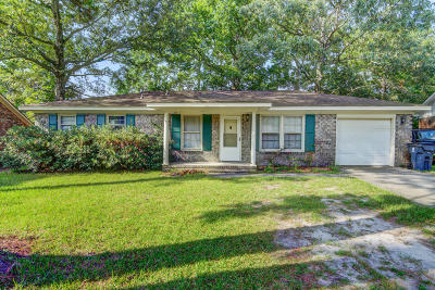 Summerville Single Family Home For Sale: 144 Highland Avenue