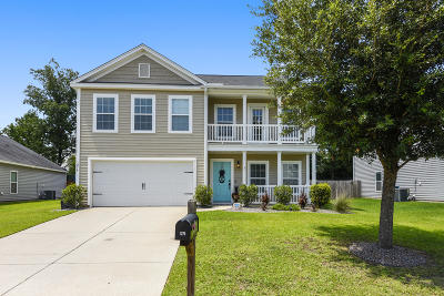 Summerville Single Family Home For Sale: 1276 Wild Goose Trail