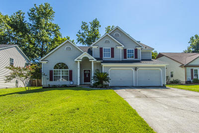 Goose Creek Single Family Home Contingent: 107 Candleberry Circle