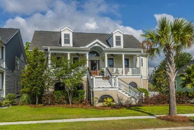 Mount Pleasant Single Family Home For Sale: 2022 Shields Lane