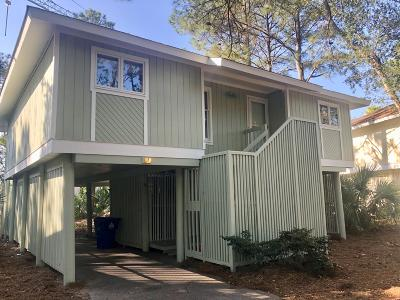 Isle Of Palms Single Family Home For Sale: 5 Twin Oaks Lane