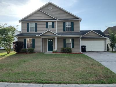 Summerville Single Family Home For Sale: 305 Aberdeen Circle