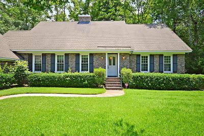 Summerville Single Family Home For Sale: 111 Delaney Circle