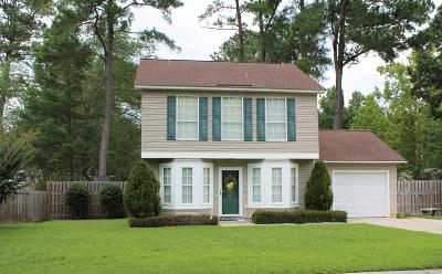 Summerville Single Family Home Contingent: 213 Kirksey Drive