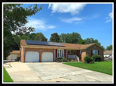 Goose Creek Single Family Home For Sale: 115 Salina Lane
