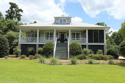 Single Family Home For Sale: 2007 W Lake Shore Drive