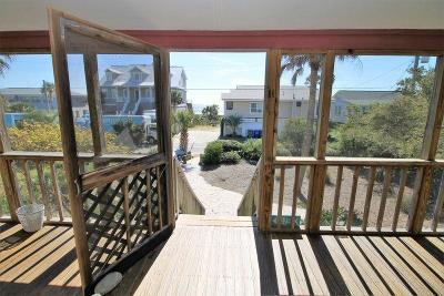 Folly Beach Single Family Home For Sale: 1206 E Arctic Avenue