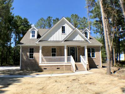 Mount Pleasant Single Family Home For Sale: 478 Woodspring Road