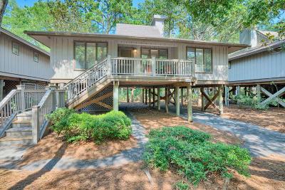 Kiawah Island Single Family Home For Sale: 4168 Summer Duck Way