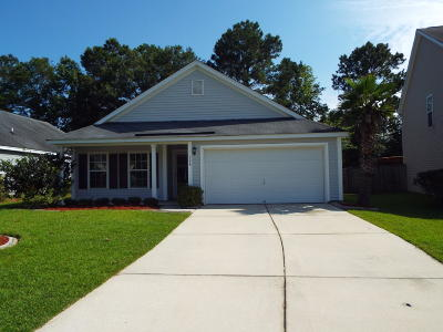 Goose Creek Single Family Home For Sale: 198 Wildbberry Lane