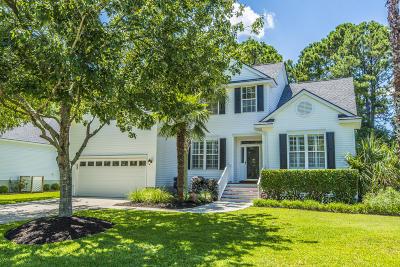 Mount Pleasant Single Family Home For Sale: 1360 Southern Magnolia Lane