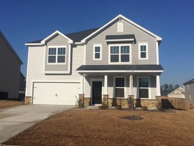 Summerville Single Family Home For Sale: 609 Ravens Wood Road