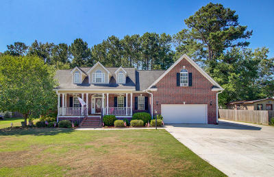 Moncks Corner Single Family Home For Sale: 1613 Buckingham Drive