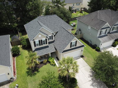 Summerville Single Family Home For Sale: 5212 Mulholland Drive