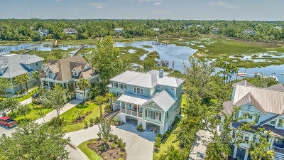 Mount Pleasant SC Single Family Home For Sale: $1,175,000
