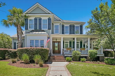 Mount Pleasant SC Single Family Home For Sale: $749,900