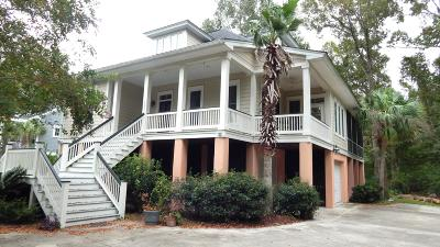 Mount Pleasant Single Family Home For Sale: 2904 Old Tavern Court