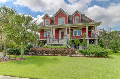 Charleston Single Family Home For Sale: 1101 Beresford Run
