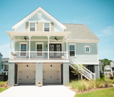 Mount Pleasant Single Family Home For Sale: 3529 Saltflat Lane