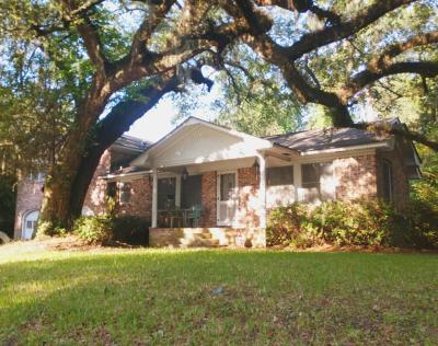 Charleston Single Family Home For Sale: 6985 Stall Road Road
