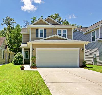 North Charleston Single Family Home For Sale: 8761 Shadowglen Drive
