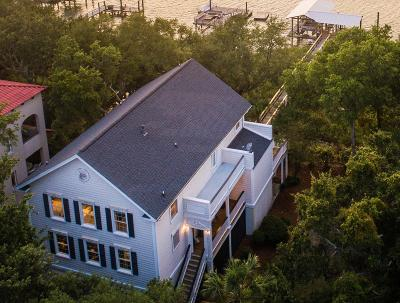 Isle Of Palms Single Family Home For Sale: 917 Palm Boulevard