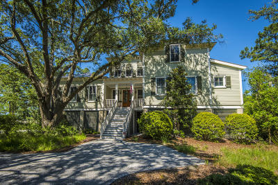 Johns Island Single Family Home Contingent: 1706 Ancient Oaks Lane