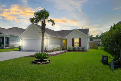 Goose Creek Single Family Home Contingent: 119 Mayfield Drive