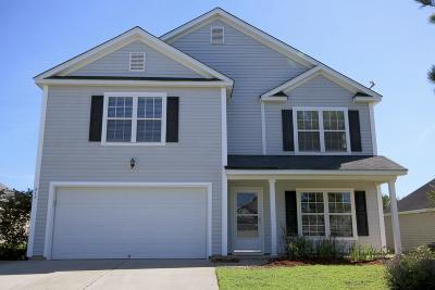 Moncks Corner Single Family Home For Sale: 512 Evening Shade Drive