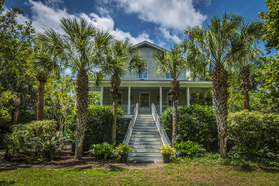 Mount Pleasant SC Single Family Home For Sale: $735,000