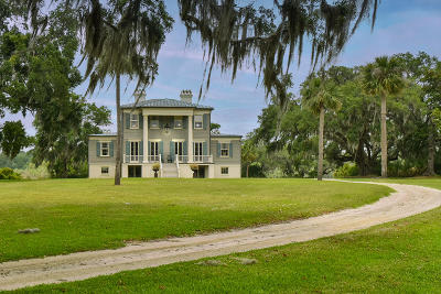 Edisto Island Single Family Home For Sale: 2328 Laurel Hill Road