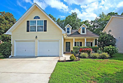 Summerville Single Family Home For Sale: 182 Willowbend Ln