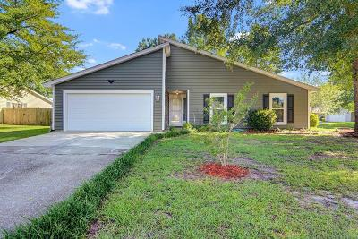 Charleston County, Berkeley County, Dorchester County Single Family Home For Sale: 113 Cable Drive