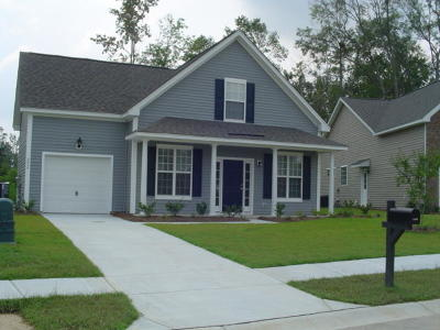 Charleston County, Berkeley County, Dorchester County Single Family Home For Sale: 2424 Thoreau Street