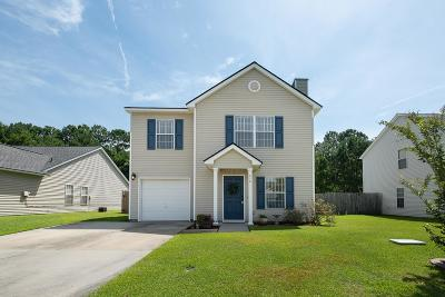 Charleston County, Berkeley County, Dorchester County Single Family Home For Sale: 218 Dovetail Circle